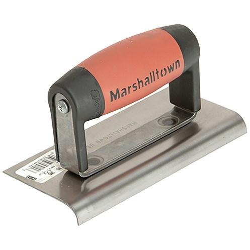 Marshalltown Cement Edging Trowel - 150 x 75mm | Brick