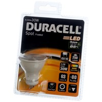 Duracell  LED Spot Light Bulb - 4W GU10