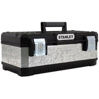 Stanley  Galvanised Metal Toolbox