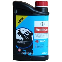 Bayer Environmental Rodilon Trio Rat & Mice Killer- 800g
