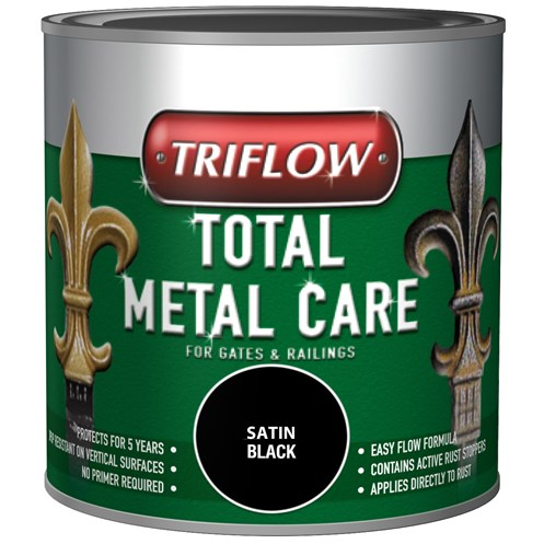 Triflow  Total Metal Care Satin Paint - 250ml