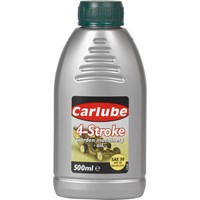 Carlube  4 Stroke Lawnmower Oil - 500ml