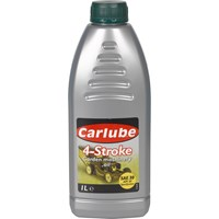 Carlube  4 Stroke Lawnmower Oil - 1 Litre