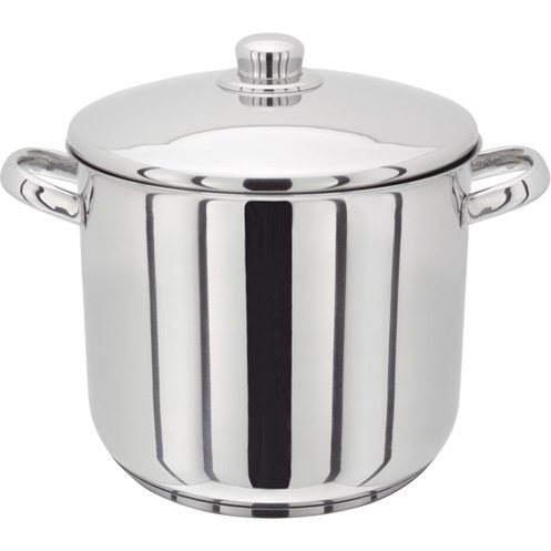 Horwood  Stainless Steel Stockpot - 24cm
