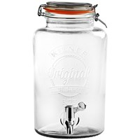 Kilner  Drinks Dispenser - 5 Litre