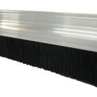 Exitex  Mill Brush Strip Draught Excluder