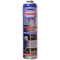 Faithfull  Butane Propane Mix Gas Cartridge - 350g