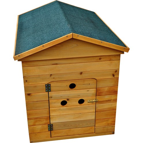 Nobby  Wooden Kennel - Medium