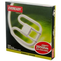 Eveready  CFL 2D 4 Pin Light Bulb - 28W