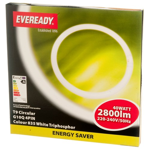 Eveready  Fluorescent Tube Light Bulb - 40W
