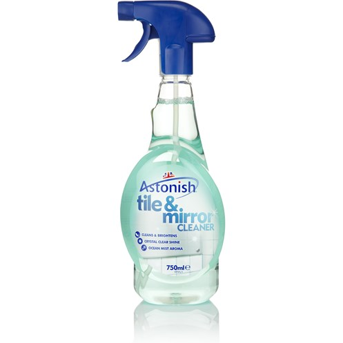 Astonish  Tile & Mirror Cleaner - 750ml