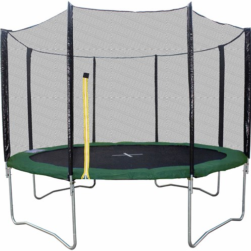 Trampoline and Enclosure - 13ft