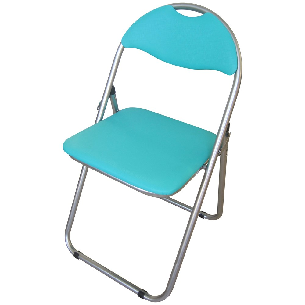 Euroactive Folding Chair Turquoise