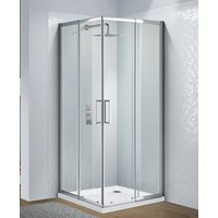 Flair Slimline Capella Corner Entry Shower Enclosure