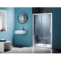 Flair Namara Slider Shower Door 1700mm