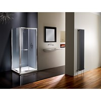 Flair Namara Frameless Side Panel 760mm