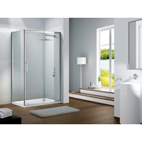 Flair Slimline Capella Side Panel 760mm