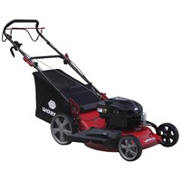 World  WYZ20H 4-in-1 Self Propelled Lawnmower - 20in