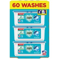 Fairy  Non Bio 3 in 1 Pods Washing Capsules - 60 Washes