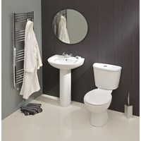 Strata 5 Piece Bathroom Suite